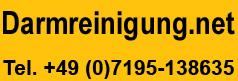 Darmreinigung Darmsanierung Darmaufbau und Entgiftung-Logo